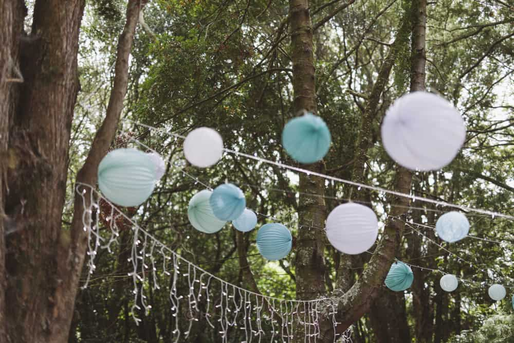Amazing Levin wedding reception decoration at Tatum Park